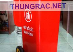 thùng rác composite 120 lit giá rẻ nhất toàn quốc
