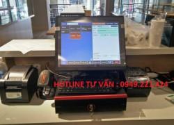 Bán máy tính tiền cho shop mỹ phẩm tại Sa Đéc