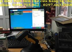 Chuyên bán máy tính tiền giá rẻ cho tạp hóa - siêu thị tại Đồng Tháp