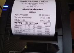 Thanh lý máy in hóa đơn tại Nghệ An giá rẻ