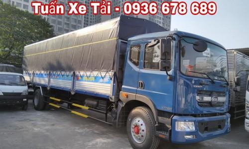 Xe tải veam vpt880 tải trọng 8 tấn thùng dài 9m5