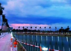 12 lô ngay TTHC Thủ Thừa 100m2 980tr SHR có sẵn
