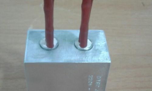 Sản xuất điện trở đúc nhôm theo yêu cầu