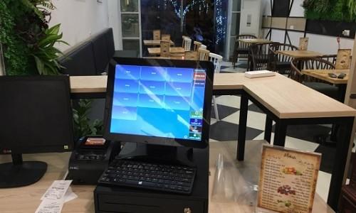 Chuyên máy tính tiền cho spa tại Phú Quốc giá rẻ