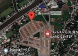 Bán Gấp Đã Có Sổ Cho Bà Chị ở Thủ Thừa Long An DT 200m2 Chỉ 2Tỷ300