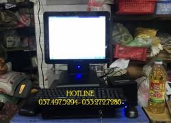 Máy tính tiền trọn bộ bằng mã vạch cho Cửa hàng Tạp hóa ở Nghệ An