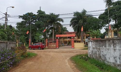 Cần Bán Đất Ngay Trung Tâm Thị Xã Thái Hòa Nghệ An diện tích đa dạng