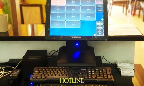 Lắp đặt trọn bộ máy tính tiền cảm ứng cho Spa tại Hà Nội