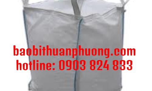 Bao jumbo đựng cỏ ủ chua 800kg