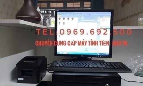 Chuyên bán máy tính tiền ở Sóc Trăng cho phòng răng