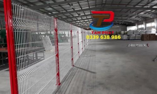 Hàng rào lưới thép, hàng rào di động