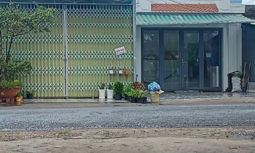 Chính chủ cần bán gấp căn nhà mặt tiền đường mới xây xã Tân Phú Đông,