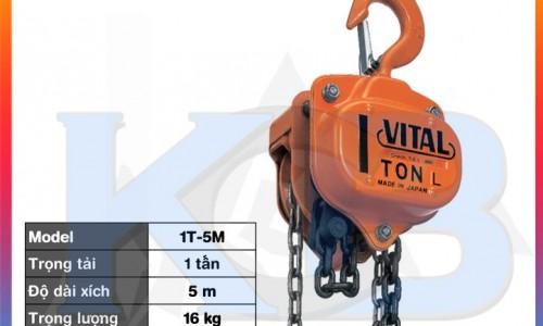 Palang Kéo Tay VITAL 1T-5M