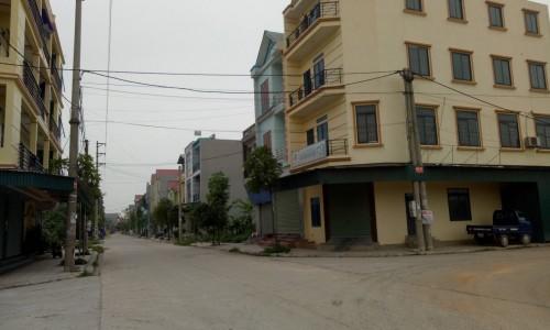 Chính chủ cần bán lô đất dịch vụ Tân Ngọc, Bá Hiến, Bình Xuyên, Vĩnh
