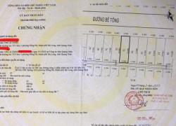 Bán đất đường bao biển Trần Quốc Nghiễn – cột 5 Hồng Hà  Tp.Hạ Long -