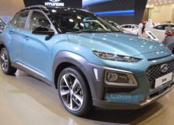 Hyundai Kona giảm 30 triệu đồng, từ 623 chỉ còn 593 tr