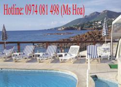 Ghế bể bơi Grosfillex ngoài trời giá tốt nhất thị trường