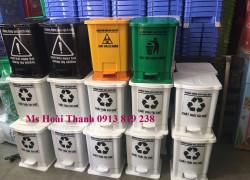 Địa chỉ cung cấp thùng phân loại rác y tế - rác thải bệnh viện