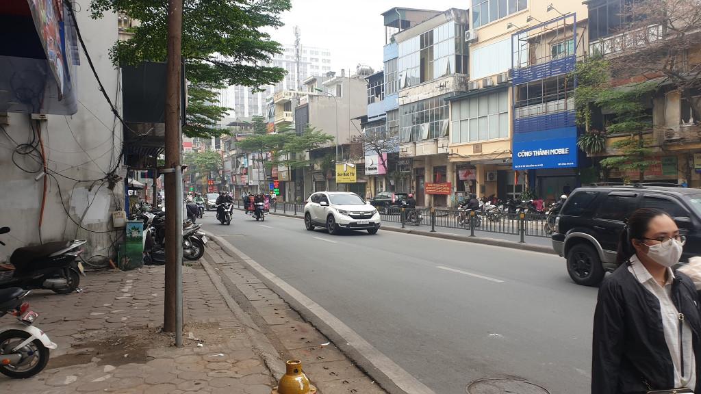 Bán rẻ, MP Tây Sơn, Đống Đa nhỉnh 200tr/m2, 100m2, 2 Tầng, MT 4,2m