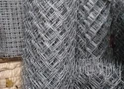 Lưới B40 Mạ Kẽm, B40 Bọc nhựa , dạng cuộn có sẵn