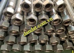 Ống nối mềm công nghiệp, ống mềm kim loại, ống mềm inox chịu nhiệt cao
