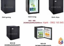 Tủ lạnh mini, Tủ mát mini, Minibar khách sạn