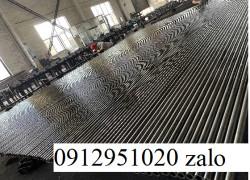 Báo giá ống thép STKM 11a /12a/13a - 0912951020