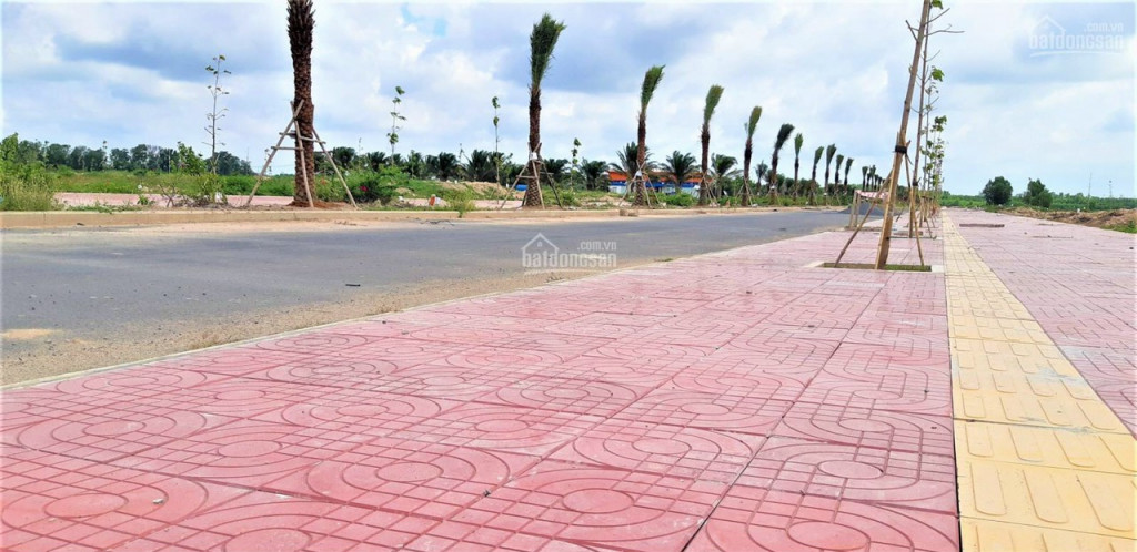 Đất nền Nhơn Trạch, Khu dân cư Mega City 2 mặt tiền đường 25C, giá tốt