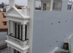 CHDV 5 tầng mới cóng,12 phòng,thu nhập 50tr/th ngay ĐH Công nghiệp 4, Gò Vấp