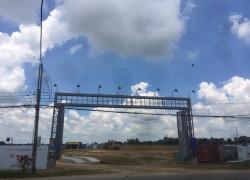 Bán đất nền dự án khu đô thị mới Thị xã Kiến Tường
