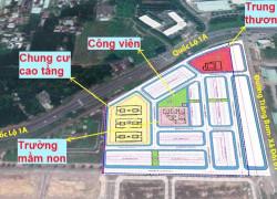 Bán đất giá mùa Covid mặt tiền QL1A chiết khấu 5% KCN Bàu Xéo,TT Trảng Bom,tặng 15 chỉ vàng LH:0936633354