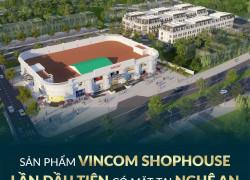 Cơ hội đầu tư Vincom Shophouse vừa ở vừa kinh doanh số lượng chỉ có hạn