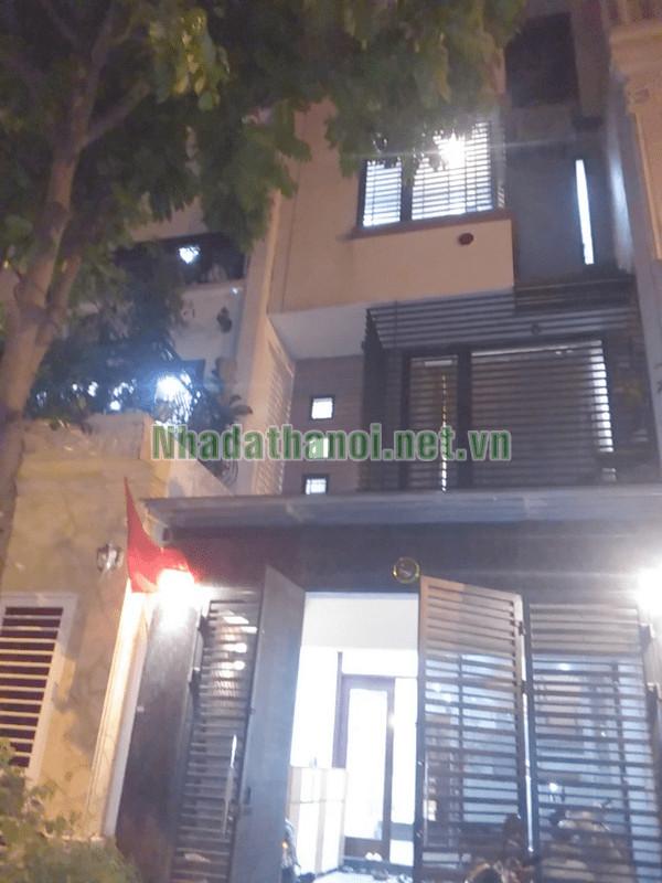 Bán nhà liền kề 18-TT20 Khu đô thị mới Văn Phú, Quận Hà Đông, Hà Nội