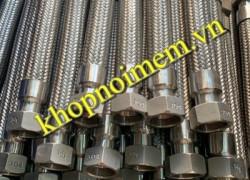 Các loại khớp nối mềm, khớp nối mềm inox giá rẻ, Metal Expansion Joint