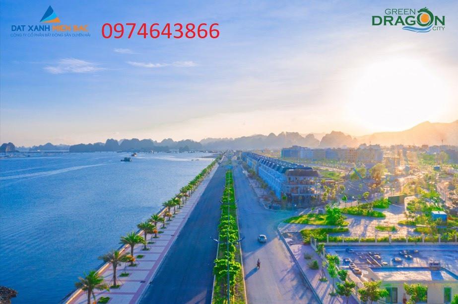 Cơ hội đầu tư có 1 0 2 tại Thành Phố Cẩm Phả - Khu Du Lịch bên bờ vịnh di sản