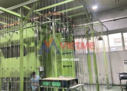 Màng, rèm nhựa PVC, rèm ngăn lạnh, rèm điều hòa tại Bắc Ninh