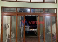 Cửa nhôm kính hệ trượt xoay (trượt quay) tại Bắc Ninh