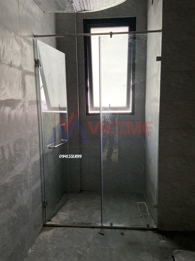 Cabin tắm kính tại Bắc Ninh