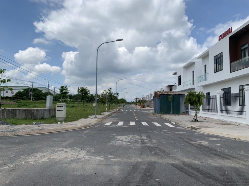 Đất ở thị trấn Trảng Bom, mặt tiền Quốc Lộ 1A và Đồi 61, cạnh KCN Bàu Xéo, Trảng Bom, Đồng Nai