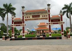 Đất ngay hành chính huyện Trảng Bom, mặt tiền Hùng Vương và 30/4 sổ đỏ thổ cư, xây dựng được ngay  LH: 0769 258 555
