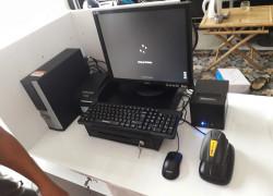 Lắp đặt trọn bộ máy tính tiền cho Cửa hàng tự chọn tại Quảng Trị