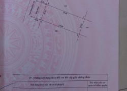 Đất trung tâm TT Diên Sanh, quy hoạch 13m, cách đường Hùng vương 30m