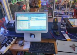 Trọn bộ máy tính tiền cảm ứng cho Nhà sách- Cửa hàng tại Ninh Thuận