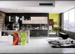Tủ bếp gỗ kiến mộc - sản xuất chất lượng, thi công chuyên nghiệp