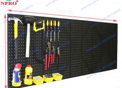 Bảng treo đồ nghề 1800x1200mm - Bảng gắn tường treo đồ nghề sửa xe 1.2 ly