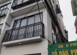 Bán gấp nhà Ngọc Thuỵ,Long Biên, kinh doanh sầm uất, ô tô tránh45m2 x 5 tầng, mặt tiền 4.8m