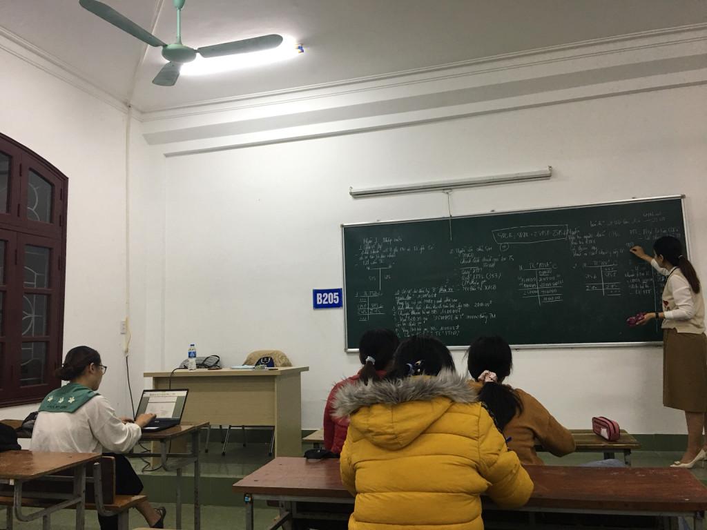 Khai giảng lớp Kế toán tổng hợp tại Hải Phòng