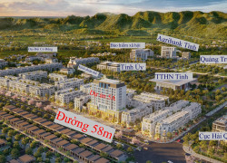 bán nhà phố liền kề siêu hot tại quảng trường km5, Cao Bằng
