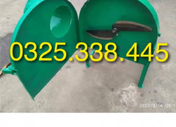 Máy thái chuối, cỏ voi siêu mịn motor 1.1kw