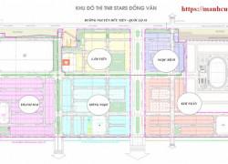 Đất Dự án TNR Đồng Văn - Duy Tiên - Hà Nam